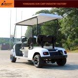 Chariot de golf 4 passagers électrique