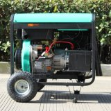Bison (China) Fábrica del OEM 2.8kw 2800kw Alambre de cobre Air-Cooled Key Start Portable 3kw Open Diesel Generator