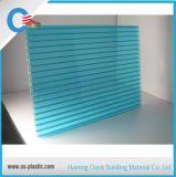 Strato gemellare del policarbonato della cavità della parete per costruzione