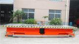 auf Spur-hydraulischem Doppeltem Scissor Luftarbeit-Aufzug-Plattform (SJY0.5-1.1)