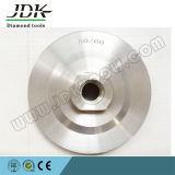 Roue de cuvette de diamant pour le polonais de granit (JMC012)