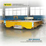Carrello d'acciaio di trasferimento della guida degli oneri gravosi applicato in costruzione navale