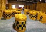 Venta al por mayor de China Red de fábrica o amarillo Tráfico barril