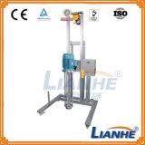 Fácil funcionar el mezclador de alta velocidad de elevación hidráulico del homogeneizador del esquileo