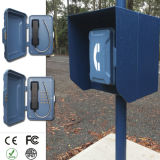 Straßenrand-drahtlose Telefone, drahtloses Telefon für Datenbahn, Straßenrand VoIP Telefon