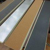 Planches de revêtement de sol en vinyle 2016 WPC avec EVA / IXPE / Cork