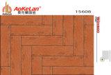 matériau de construction rustique glacé par bois de carrelage de 150X600mm Matt (15609)
