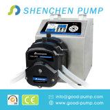 자동적인 향수 충전물 기계 연동 펌프를 채우는 F6-12L 플라스틱 병