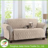 La rappezzatura 2016 del poliestere del tessuto ha imbottito il disegno del coperchio del sofà