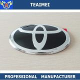 O carro do ABS do cromo da liga do logotipo do carro Badges emblemas para peças de automóvel