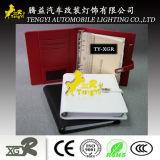 Мешок канцелярских принадлежностей PU кожаный с тетрадью USB привода светосигнализатора 8g