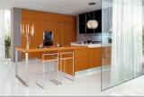 Module de cuisine commercial de placage en bois de qualité