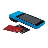 Ordinateur de poche à écran tactile GPRS intelligente tout en un seul terminal POS Android avec l'imprimante Z90