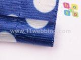 중국 공장 관례에 의하여 인쇄되는 나일론 가죽 끈