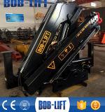 8トンの油圧小さいトラックの上昇クレーン