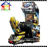 Arcade Gesimuleerd DrijfSpel dat het Overtroffen Rennen opwekt