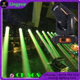 A decoração de festa DJ 350W de luzes de cruzamento de lavagem no local 17R do Cabeçote Móvel