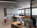 3 ans de garantie Ceiling-Mounted LED Bureau de l'intérieur Lumière Lumière linéaire
