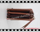 Тип RFID высокомарочной муфты ладони новый преграждая бумажник женщины