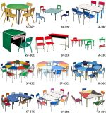 Tableau en bois d'étude de gosses de meubles populaires d'enfants (SF-16C)
