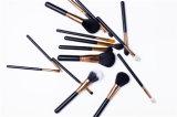 卸し売り15PCS専門の化粧品のツールの構成のブラシセット