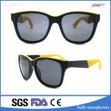 Bestes verkaufenpolarisiertes Objektiv TPE spritzen weiche Bügel-Sonnenbrillen ein