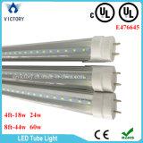 L'UL ha elencato gli indicatori luminosi del tubo di Pin 18W due LED T8 di 4FT