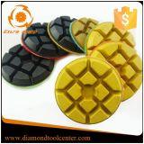 Almofadas De Polimento De Resina De Diamante Almofadas De Polimento De Concreto