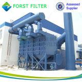 Sistema Mancufacture del colector de polvo del ciclón de Forst