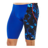 Polyester Spandex Natation Trunk Men Maillots de bain avec impression sublimation