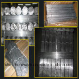 まっすぐな切断ワイヤーまたは明るく柔らかい亜鉛上塗を施してあるまっすぐな切口の鉄の有線結着ワイヤー