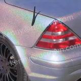 Les peintures d'argent Holo Laser couleur de pigment de matériau de revêtement de voiture
