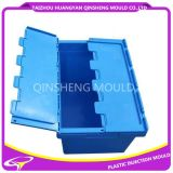 Molde de caixa de reviravolta de injeção de plástico