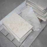 Telha de mármore barata dos materiais de construção, telha 60X60 de mármore bege