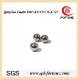 30.1625mm bolas de acero cromado para el sellado