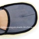 Beige Qualitäts-Großverkauf-langer Merinowolle-Wäsche-Handschuh