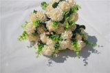 Цветки оптового дешевого Silk Hydrangea искусственние для украшения