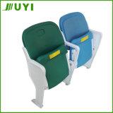 De interior y al aire libre plegable de plástico HDPE Presidente del estadio por un campo deportivo con tapicería suave