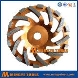 абразивный диск алмазного резца 180mm для полируя мрамора и гранита