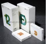 주문 고품질 아름다움 장식용 장식용 종이상자 또는 화장품 상자 메이크업 장비