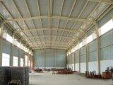 Fabbriche prefabbricate dei magazzini di memoria della struttura d'acciaio