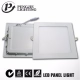 Ultra Slim 6W panel LED de luz (cuadrado)