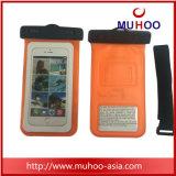 PVC bolsa de teléfono móvil impermeable seco para la promoción
