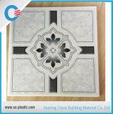Потолок PVC квадратной конструкции 595mm цены по прейскуранту завода-изготовителя горячий штемпелюя ложный