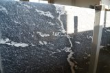 Nero Biasca Grès de neige Sardo Granite Pavé