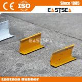 Plástica Superior del Material Marcador Amarillo / Blanco Temporal Carretera