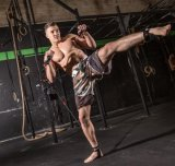 2017 nuovi Shorts di Shorts MMA di combattimento di sublimazione MMA per inscatolamento