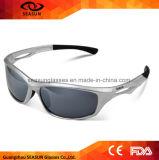 2017 heiße verkaufenkomprimierende Glas-Form und populäre komprimierende Schutzbrillen, die Sport-Sonnenbrillen für Verkauf komprimieren