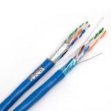 Heißes Verkauf ftp CAT6 LSZH 24AWG CCA im LAN-Kabel-Netz-Kabel 305m/Box