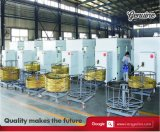 En hydraulique tressée hydraulique de boyau fil d'acier de boyau de SAE 100 R2at/853 2sn avec la couverture dure approuvée de Msha